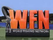 Strong Style World Fishing Network Airtight Inflatable Logos Model