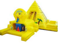 New Design Egypt Inflatable Combo for Sale