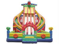 Inflatable Adventure Ocean park Customized Inflatable Fun City Giant Inflatable Playground