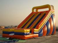 Commercial Grade Inflatable Slide High Quality for Sale