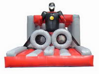 Most Popular Inflatable Robot Obstacle Course Race