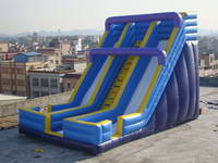 Newest 27 Foot Amazon Inflatable Slide for Sale