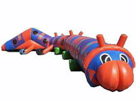 Giant Inflatable Caterpillar Maze for Wholesale