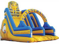 Inflatable Egypt Tutanchamon Theme Slide