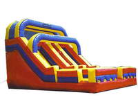 Inflatable Double Bay Slide