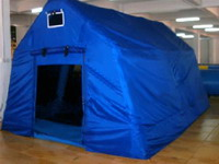 Good Quality Widly Use Lightweight Airtight Inflatable Camping Tent