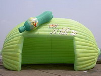 Customized Advertising Inflatable Dome Tent for Promotions