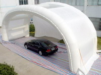 Family Use Inflatable Car Shelter for Sale