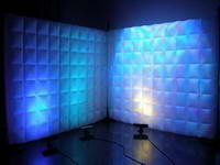 Best Selling Durable 210D Oxford Cloth Lighting Inflatable Decoration Wall for Sale