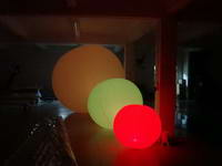 Brand Hanging LED Inflatable Decoration Lighting Balloons