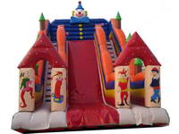 Inflatable Giant Clown Slide for Park/Event
