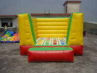 Inflatable Twister Game Bouncer