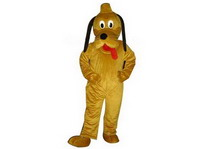 Disney Cartoon Character Pluto Mascot Costume for Sale