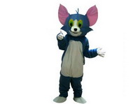 Funny Tom Cartoon Character Mascot Costume for Party