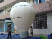 13 Foot White Advertising Big Balloon for Sales Promotions