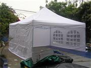 Commercial White Color Folding Tent 4m By 4m for Party or Events