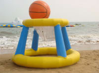 Commercial Grade Inflatable Basket Ball Water Games