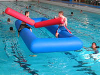Funny Inflatable Water Aqua Joust for Water Pool Toys