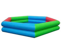 Guaranty Timely Delivery Hexagonal Inflatable Pool for Sale