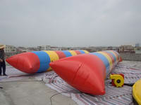 The 3 Colors Inflatable Water Blob Jumping Blast Bag