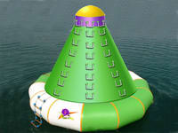 New Design Dia 10 Feet Inflatable Water Iceberg on Sale
