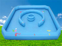 Custom Made Inflatable Kids Pool for Swimming Training