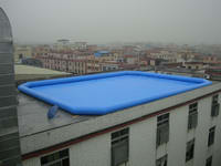 Supply Top Quality Giant Inflatable Water Pool Equipment