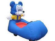Inflatable Mickey Bumper Boat