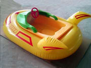 Inflatable Shark Bumper Boat for Water Park