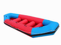 Hot Sales 4 Seats Inflatable Boats for Rafting Water Sports