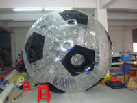 High Quality CE Certificate Soccer Zorb Ball for wholesale