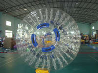 Commercial Grade Transparent Zorb Ball for sale