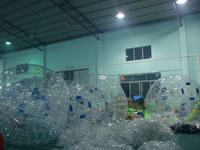 Commercial Grade Transparent Zorb Ball for Rent