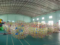 High Quality Human Hamster Ball With Colorful Dots