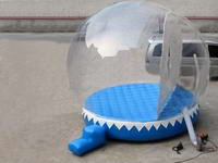 2014 Fashion New Big Inflatable Bubble Tent for Sale