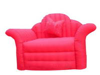 Custom Made Big Inflatable Sofa for Promotion