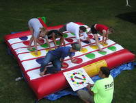 Commercial Grade Inflatable Twister Games for Sale