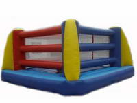CE Approval Inflatable Bouncy Boxing with Gloves for Sale