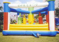 Fantastic Fun Inflatable Boxing Ring Sports Center for Adults and Kids