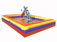 New Design Safety Certificate Inflatable Pedestal Joust for Sale