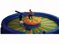 Durable Inflatable Gladoator Duel with Joust Poles for Adults