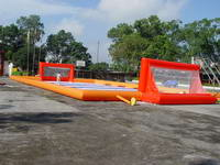 Commercial CE Approval Inflatable Soccer Field for Sale