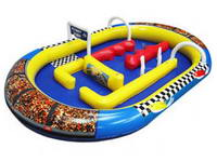 Inflatable Speedboat Race Track
