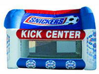 Small Inflatable Kick Center Game