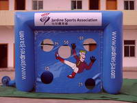 Holiday Inflatables Funny Inflatable Soccer Kick Game