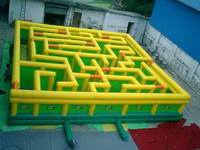 Most Popular Inflatable Maze for Festival Events