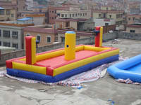 New Arrival First Down Sports Challenge Fun Inflatable Game