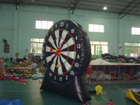 Giant Inflatable Dart Board Target Games