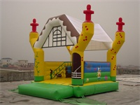 Inflatable Church Jumping Caslte