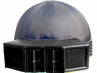Custom Made Outdoor Portable Inflatable Planetarium Dome